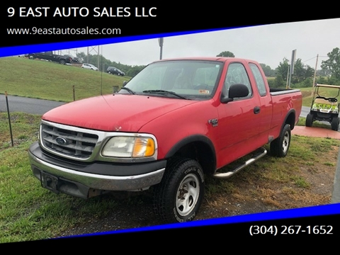 2003 Ford F-150 for sale in Martinsburg, WV