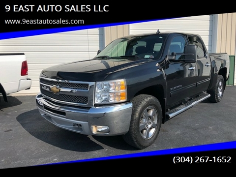 Chevrolet Silverado 1500 For Sale In Martinsburg Wv 9