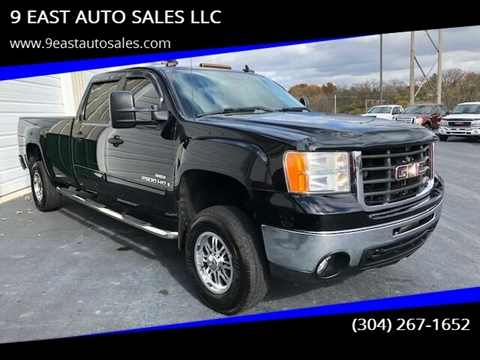2007 GMC Sierra 2500HD for sale in Martinsburg, WV