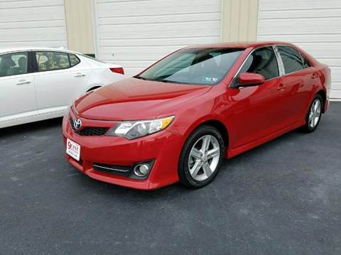2012 Toyota Camry for sale in Martinsburg, WV