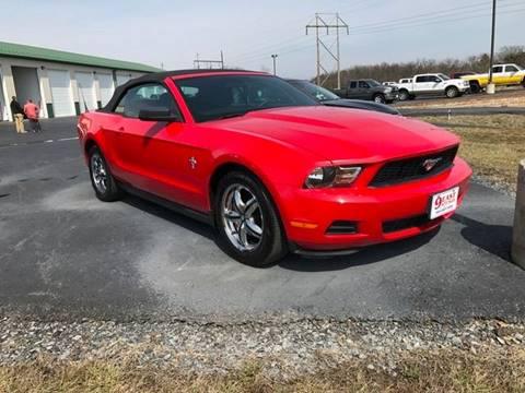 2010 Ford Mustang for sale in Martinsburg, WV