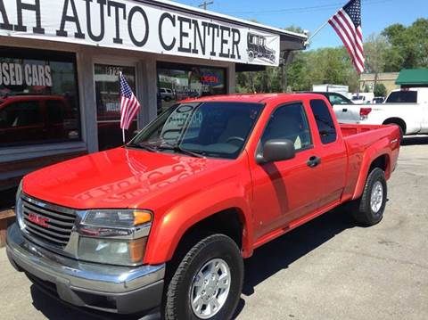 2008 GMC Canyon for sale in Sandy, UT
