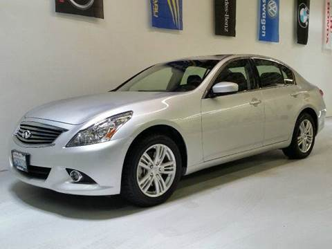 2011 Infiniti G25 Sedan for sale at Beaverton Auto Wholesale LLC in Aloha OR