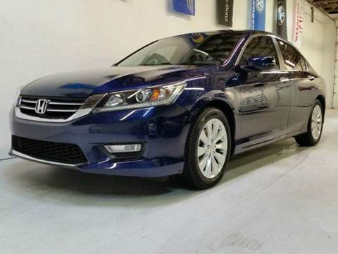 2013 Honda Accord for sale at Beaverton Auto Wholesale LLC in Aloha OR