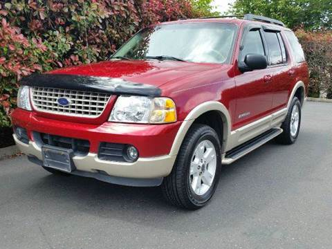 2005 Ford Explorer for sale at Beaverton Auto Wholesale LLC in Aloha OR