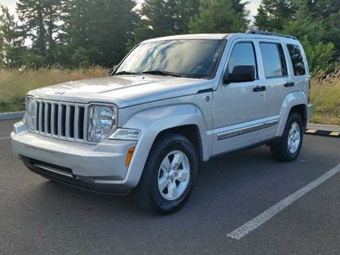 2009 Jeep Liberty for sale at Beaverton Auto Wholesale LLC in Hillsboro OR