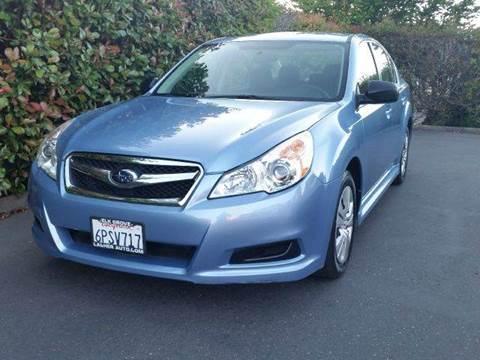 2011 Subaru Legacy for sale at Beaverton Auto Wholesale LLC in Hillsboro OR