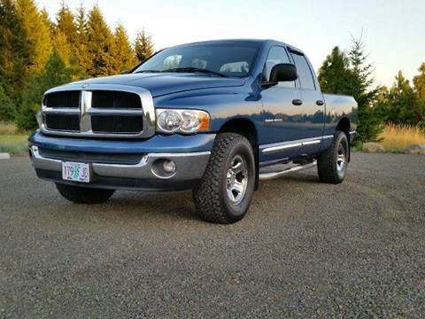 2005 Dodge Ram Pickup 1500 for sale at Beaverton Auto Wholesale LLC in Aloha OR