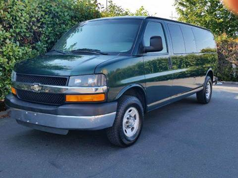 2009 Chevrolet Express for sale at Beaverton Auto Wholesale LLC in Aloha OR