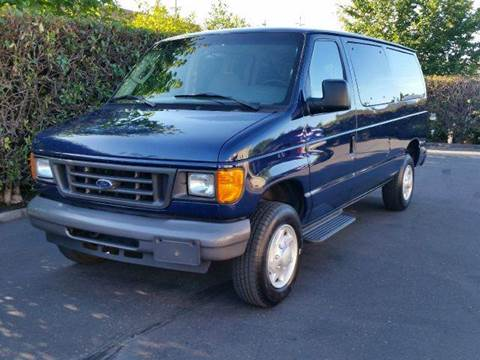 2007 Ford E-Series Wagon for sale at Beaverton Auto Wholesale LLC in Aloha OR