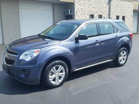 2013 Chevrolet Equinox for sale at Beaverton Auto Wholesale LLC in Hillsboro OR