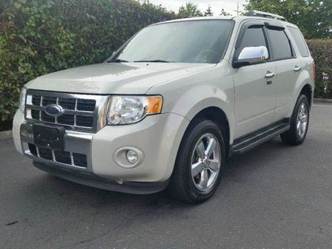 2009 Ford Escape for sale at Beaverton Auto Wholesale LLC in Aloha OR