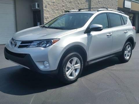 2014 Toyota RAV4 for sale at Beaverton Auto Wholesale LLC in Hillsboro OR
