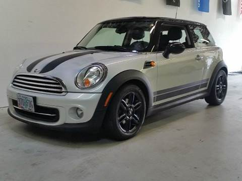 2011 MINI Cooper for sale at Beaverton Auto Wholesale LLC in Aloha OR