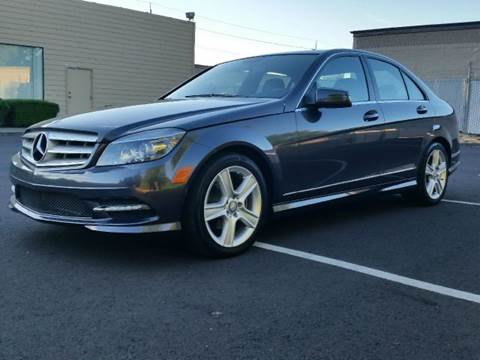 2011 Mercedes-Benz C-Class for sale at Beaverton Auto Wholesale LLC in Aloha OR
