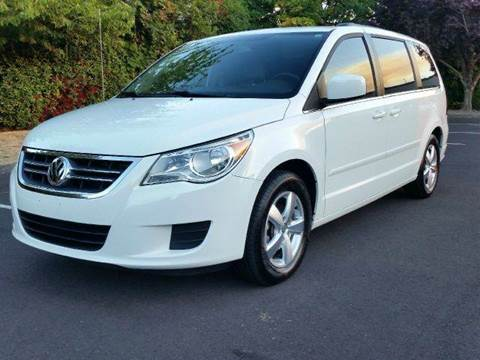 2011 Volkswagen Routan for sale at Beaverton Auto Wholesale LLC in Aloha OR