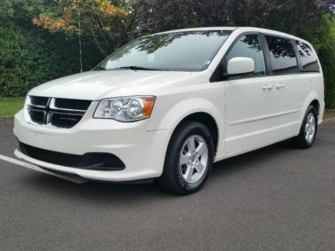 2012 Dodge Grand Caravan for sale at Beaverton Auto Wholesale LLC in Aloha OR