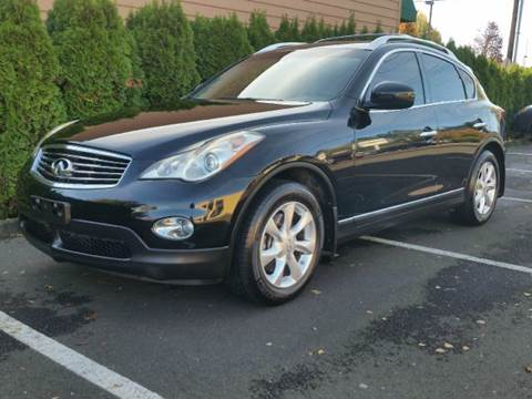 2010 Infiniti EX35 for sale at Beaverton Auto Wholesale LLC in Aloha OR