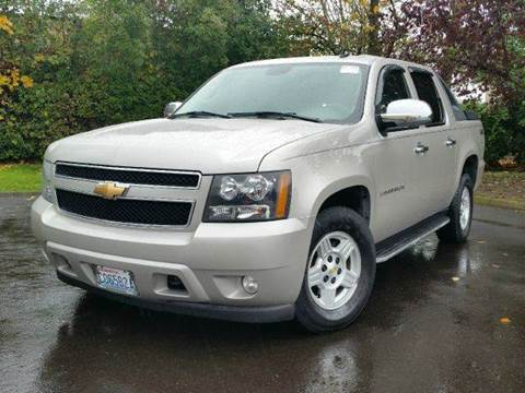 2007 Chevrolet Avalanche for sale at Beaverton Auto Wholesale LLC in Aloha OR