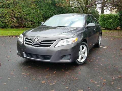 2011 Toyota Camry for sale at Beaverton Auto Wholesale LLC in Hillsboro OR