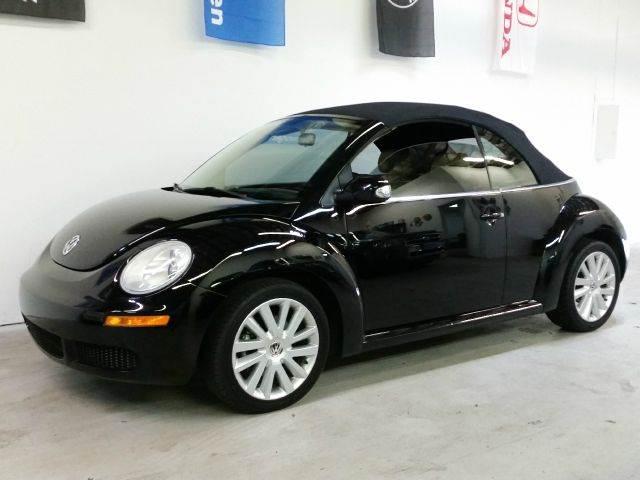 2008 Volkswagen New Beetle for sale at Beaverton Auto Wholesale LLC in Hillsboro OR