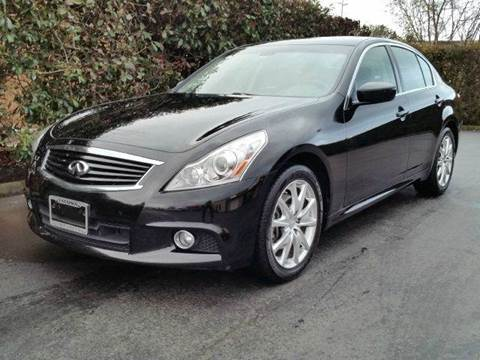 2011 Infiniti G37 Sedan for sale at Beaverton Auto Wholesale LLC in Aloha OR