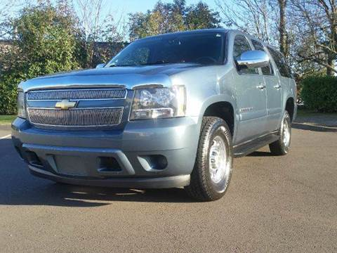 2008 Chevrolet Suburban for sale at Beaverton Auto Wholesale LLC in Aloha OR