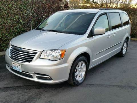 2012 Chrysler Town and Country for sale at Beaverton Auto Wholesale LLC in Aloha OR