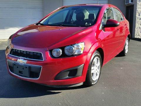 2012 Chevrolet Sonic for sale at Beaverton Auto Wholesale LLC in Aloha OR