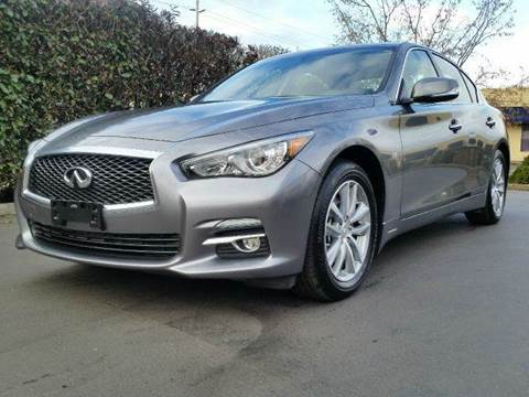 2014 Infiniti Q50 for sale at Beaverton Auto Wholesale LLC in Aloha OR