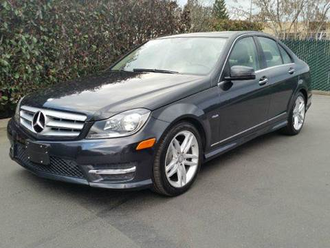 2012 Mercedes-Benz C-Class for sale at Beaverton Auto Wholesale LLC in Aloha OR