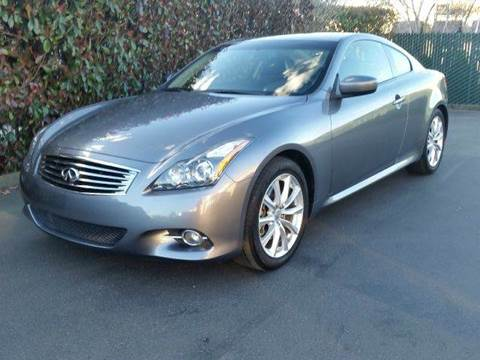 2013 Infiniti G37 Coupe for sale at Beaverton Auto Wholesale LLC in Aloha OR