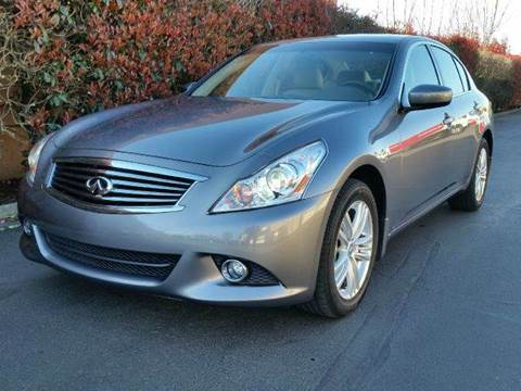 2013 Infiniti G37 Sedan for sale at Beaverton Auto Wholesale LLC in Aloha OR