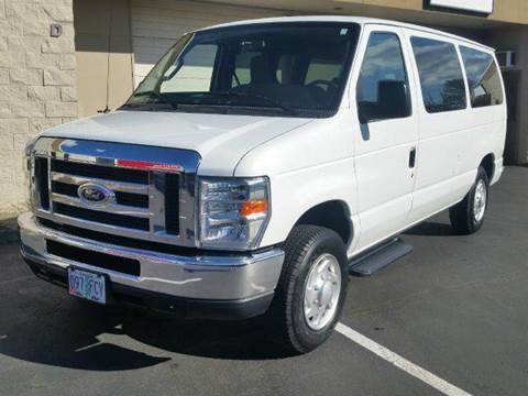2011 Ford E-150 for sale at Beaverton Auto Wholesale LLC in Aloha OR