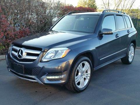 2013 Mercedes-Benz GLK-Class for sale at Beaverton Auto Wholesale LLC in Aloha OR