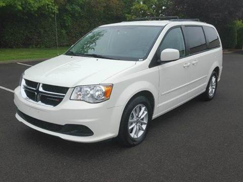 2013 Dodge Grand Caravan for sale at Beaverton Auto Wholesale LLC in Aloha OR