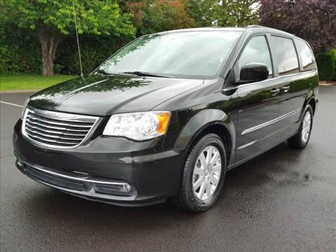 2013 Chrysler Town and Country for sale at Beaverton Auto Wholesale LLC in Aloha OR