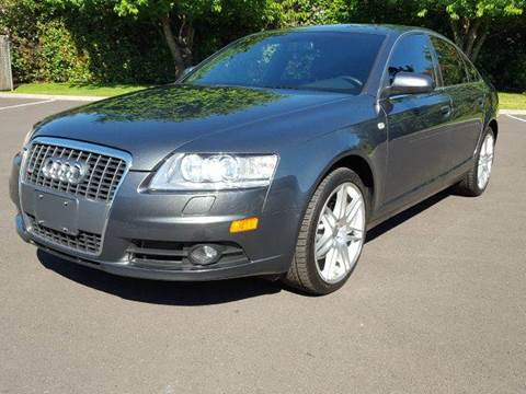 2008 Audi A6 for sale at Beaverton Auto Wholesale LLC in Aloha OR