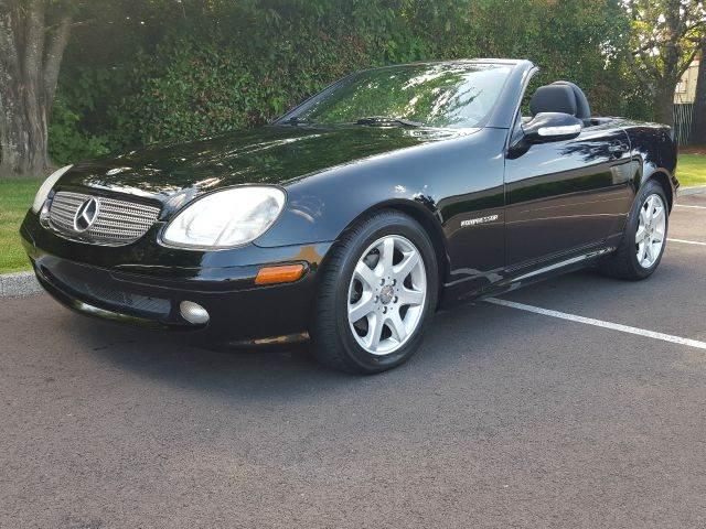 2002 Mercedes-Benz SLK-Class for sale at Beaverton Auto Wholesale LLC in Hillsboro OR