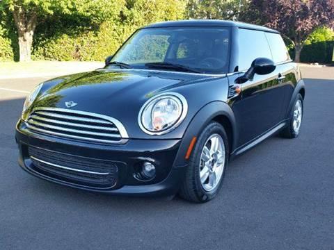 2012 MINI Cooper Hardtop for sale at Beaverton Auto Wholesale LLC in Hillsboro OR
