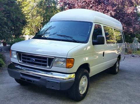 2006 Ford E-350 for sale at Beaverton Auto Wholesale LLC in Aloha OR