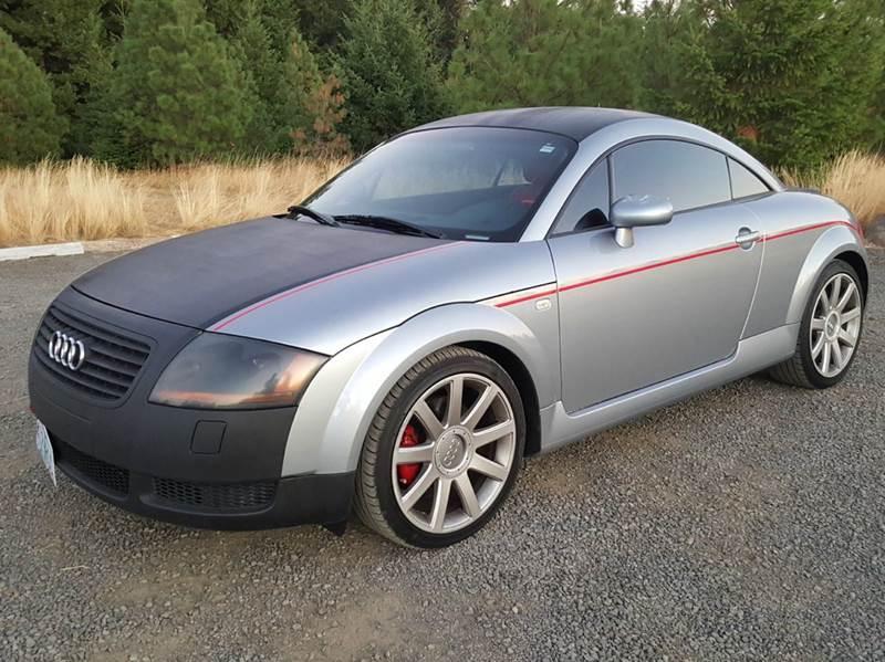 2002 Audi TT for sale at Beaverton Auto Wholesale LLC in Aloha OR