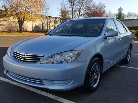 2006 Toyota Camry for sale at Beaverton Auto Wholesale LLC in Aloha OR