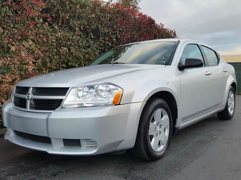 2010 Dodge Avenger for sale at Beaverton Auto Wholesale LLC in Aloha OR