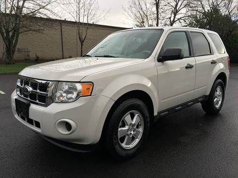 2010 Ford Escape for sale at Beaverton Auto Wholesale LLC in Aloha OR
