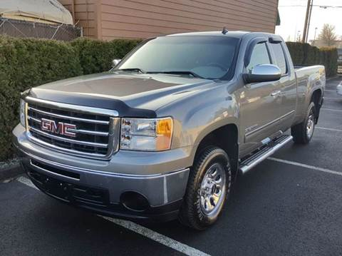 2013 GMC Sierra 1500 for sale at Beaverton Auto Wholesale LLC in Aloha OR