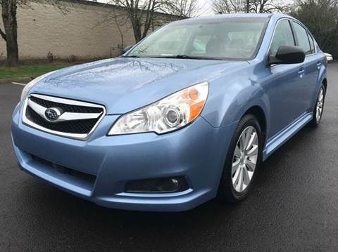 2010 Subaru Legacy for sale at Beaverton Auto Wholesale LLC in Aloha OR
