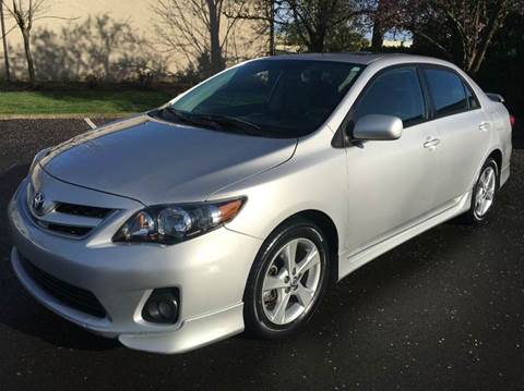 2012 Toyota Corolla for sale at Beaverton Auto Wholesale LLC in Aloha OR