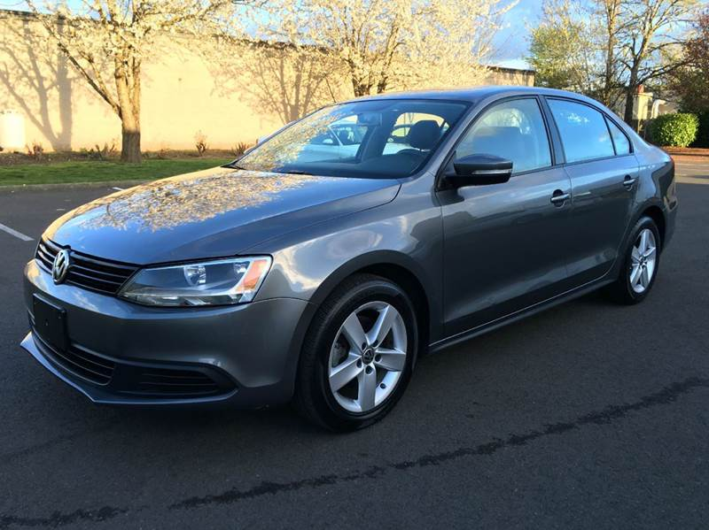 2012 Volkswagen Jetta for sale at Beaverton Auto Wholesale LLC in Aloha OR