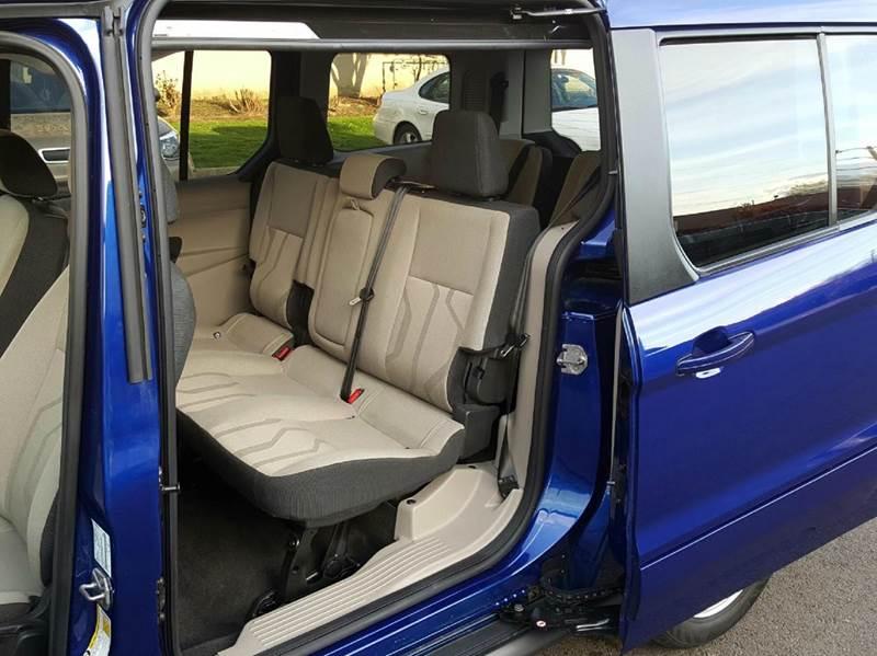 Groovy 2015 Ford Transit Connect Wagon Xlt 4Dr Lwb Mini Van W Rear Uwap Interior Chair Design Uwaporg